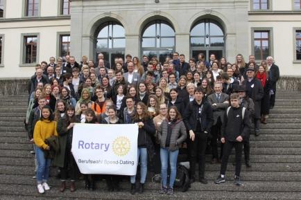 Lerende und RotarierInnen